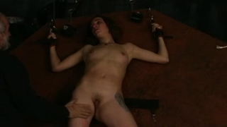 Helpless in Bondage