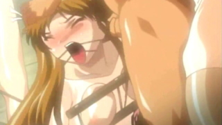 Hentai Chick Gets Tied Up And Fucked By All These Sex Toys