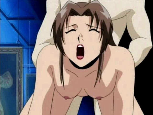 Hentai detective gets her wet kitten penetrated hard