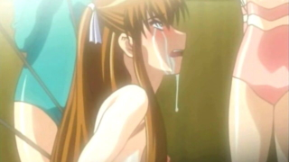Hentai girl gets fucked in her tight ass so hard that it hurts