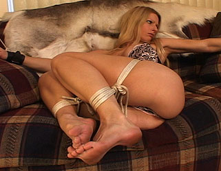 Hogtied and Helpless