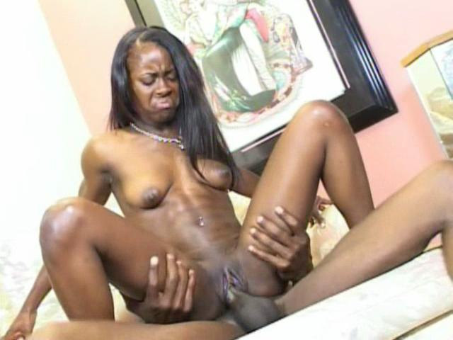 Horny Ebony Pornstar Tiny Star Is Enjoying Deep Pussy Drill Dark Thrills XXX Porn Tube Video Image