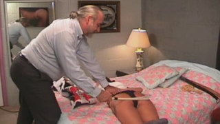 Hot Ass Spanking Session