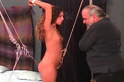 Hot Emma Tied Up Amateur Bondage Videos XXX Porn Tube Video Image