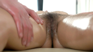 Hot Girl Fucks Her Masseur