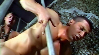 Hot Latino Takes a Pounding