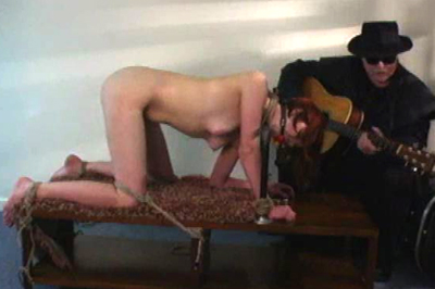 Hot Lilla playing BDSM Tryouts XXX Porn Tube Video Image