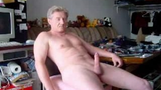 Hot Old Man With A Good Cock