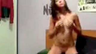 Hot teen girlfriend webcam video removed from social network