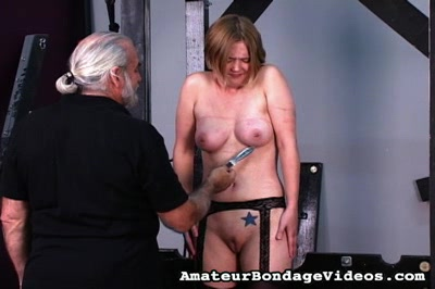 Hung And Tormented Amateur Bondage Videos XXX Porn Tube Video Image