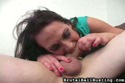 Insane Hooker Ballbusting Cockbiting Brutal Ball Busting XXX Porn Tube Video Image