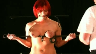 Intense Tit Torture Session