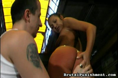 """I've Got Your Ass"" Brutal Punishment XXX Porn Tube Video Image"