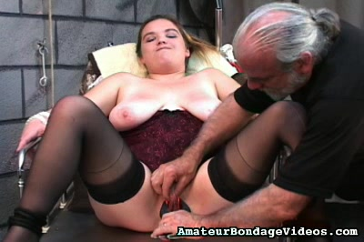 Jennifer gets corporal punishment