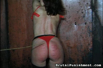 "Judith Screams, ""Stop!"" Brutal Punishment XXX Porn Tube Video Image"