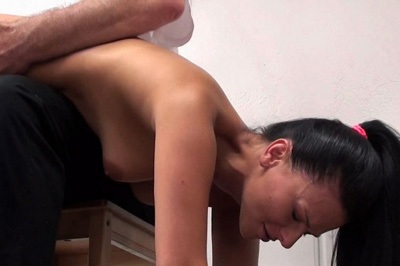 Katty's Corporal Punishment