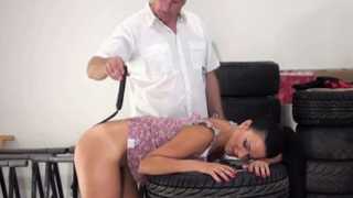 Katty's Spanking Addiction