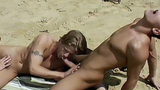 Kinky Gay Gangbang