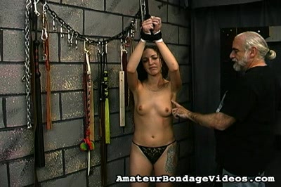 Lashed Tits Amateur Bondage Videos XXX Porn Tube Video Image