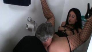 Latino booty fun