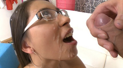 Lena is fucked from behind doggie style by her lover and her feels his cock inside her.