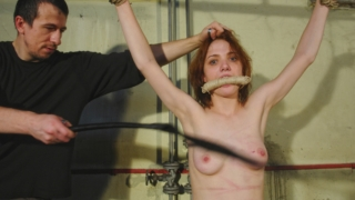 Lola Earns Rope Suspension, Bull Whipping & Caning for Tardiness