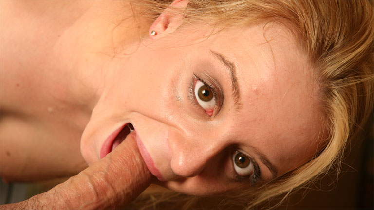 Lovely Denise K deep throat with the works Blowjobs XXX Porn Tube Video Image
