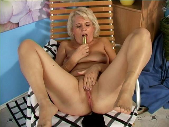 Lustful Blonde Grandmother Leona Fucking A Dildo Hard Is That Grandma XXX Porn Tube Video Image
