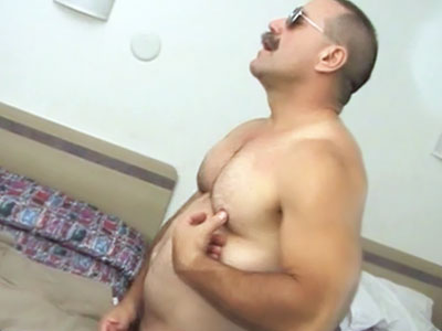 Masculine Bear Jerking Off Raw Gay Bears XXX Porn Tube Video Image