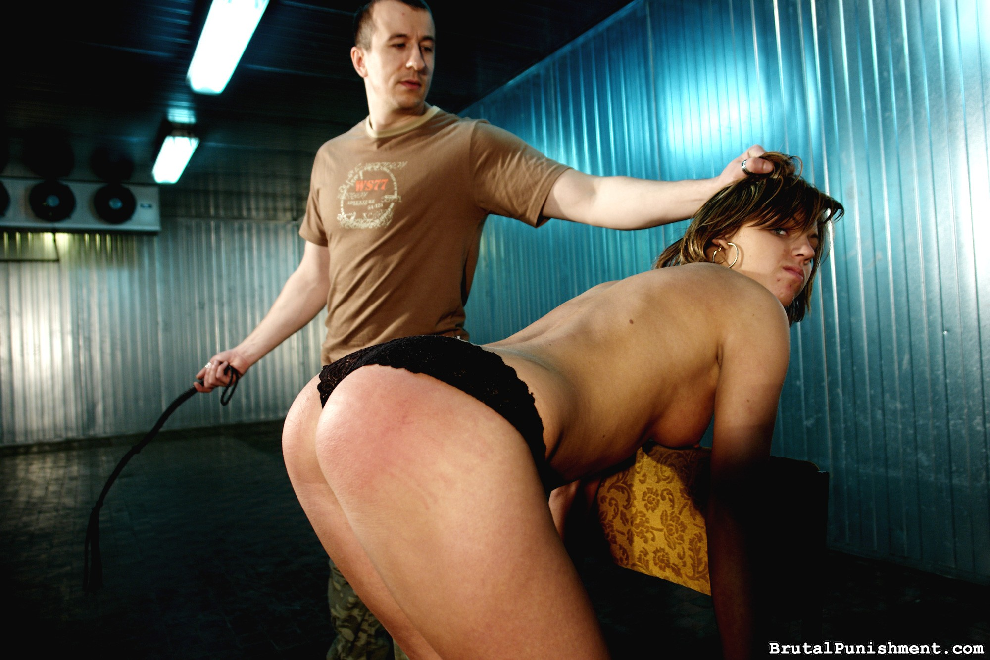 Maya Hopper Slave Training Goes Well with Plenty of Pain Play
