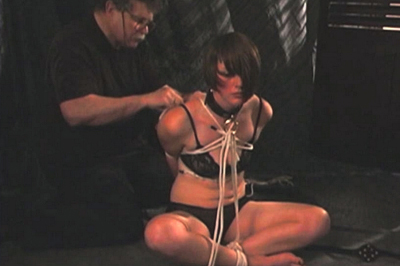 Mikka humiliated in hot video BDSM Tryouts XXX Porn Tube Video Image