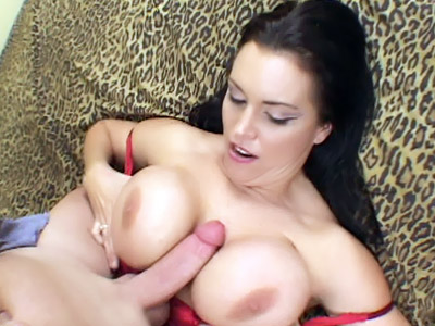 MILF Angelica Gets Titty Fucked Big Breasts Sex XXX Porn Tube Video Image