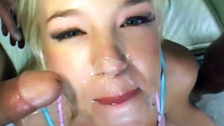 Missy Monroe Messy Cum Facial
