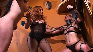 Mistress Geminis Two Captives