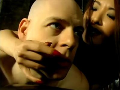 Mistress Suki Gags Her Slave
