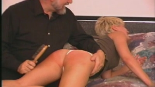NAUGHTY GIRLS GET SPANKED