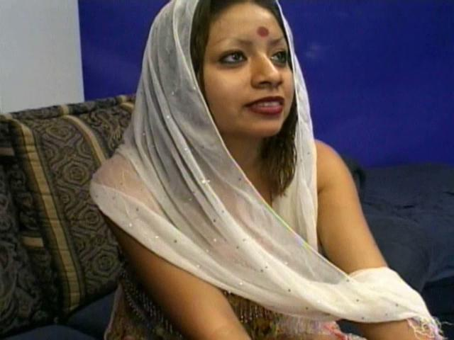 Naughty Indian cutie Indra dancing lascivious and showing her round arse All Hot Indians XXX Porn Tube Video Image