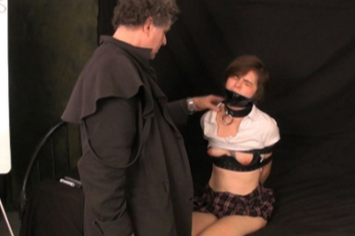 Naughty Maya spanked BDSM Tryouts XXX Porn Tube Video Image
