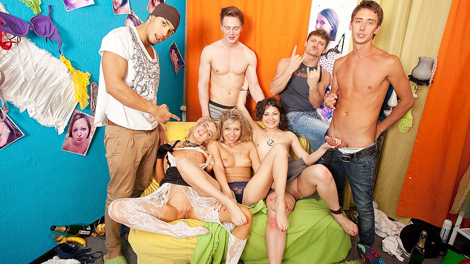 Naughty students partying and fucking College Fuck Parties XXX Porn Tube Video Image