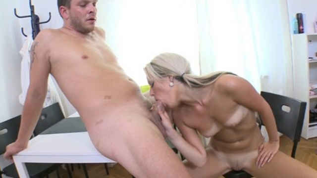 nona-gets-on-her-knees-and-sucks-her-mans-cock-and-feels-his-cum-and-cock-down-her-throat_01-2