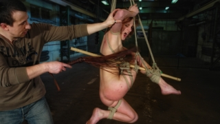 Pain Slave Lola is Back Again for More Brutal Punishment