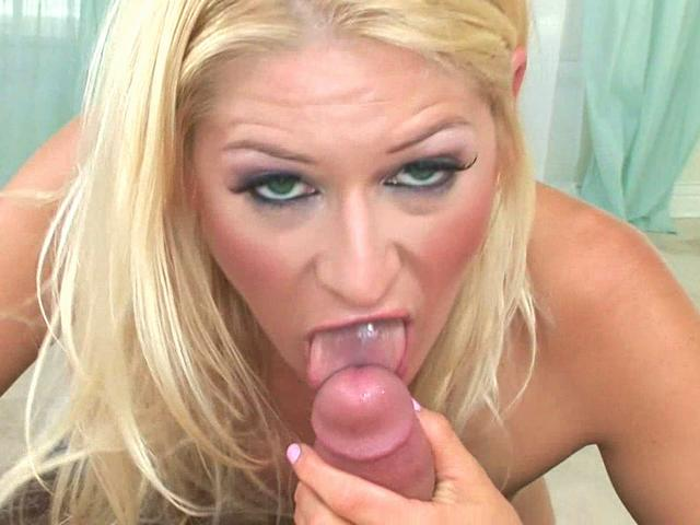 Paris Gables knows how to give a great blowjob Glamour Blowjobs XXX Porn Tube Video Image