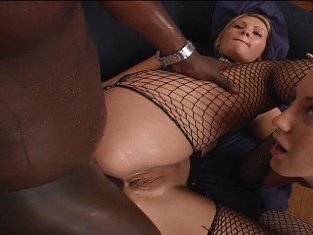 Passionate Tramps Gabriella And Katya Gets Pink Asses Fucked By A Black Dude Interracial Sex Zone XXX Porn Tube Video Image