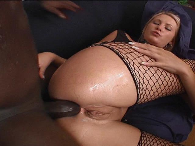Playful bitches in fishnets Gabriella And Katya gets pink assholes black hammered Interracial Sex Zone XXX Porn Tube Video Image