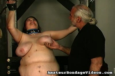 Plumper Bondage Kink Amateur Bondage Videos XXX Porn Tube Video Image