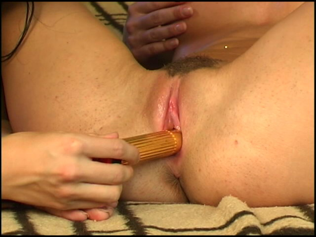 Pretty lesbians kissing and toying their delicious beavers in bedroom She Fucks Her XXX Porn Tube Video Image