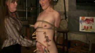 Pussy Bondage Video