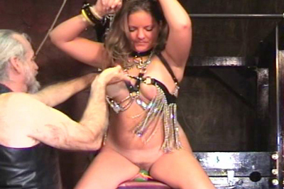 Restrained Slut Cums Amateur Bondage Videos XXX Porn Tube Video Image