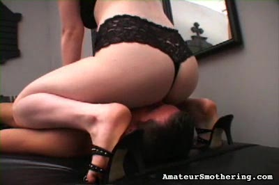 Ride-em, Cowgirl Amateur Smothering XXX Porn Tube Video Image