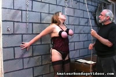 Scared Amateur Jennifer Amateur Bondage Videos XXX Porn Tube Video Image